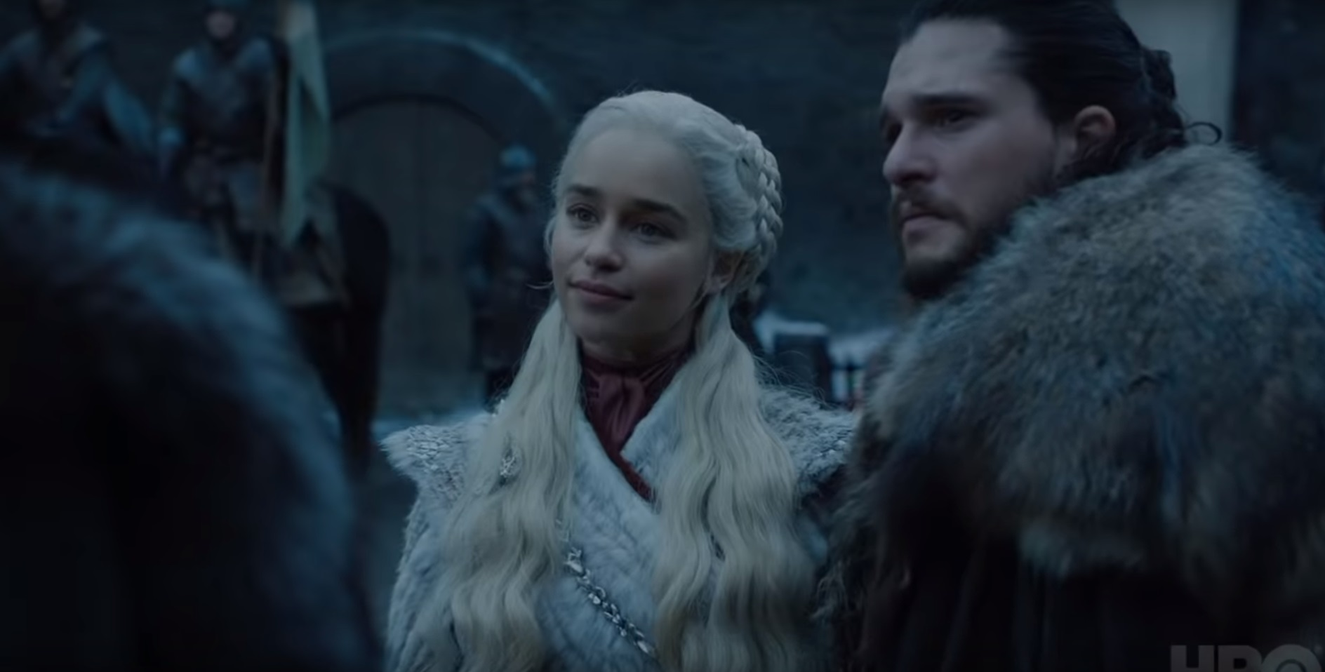 """HBO показал фрагмент последнего сезона """"Игры престолов"""""""