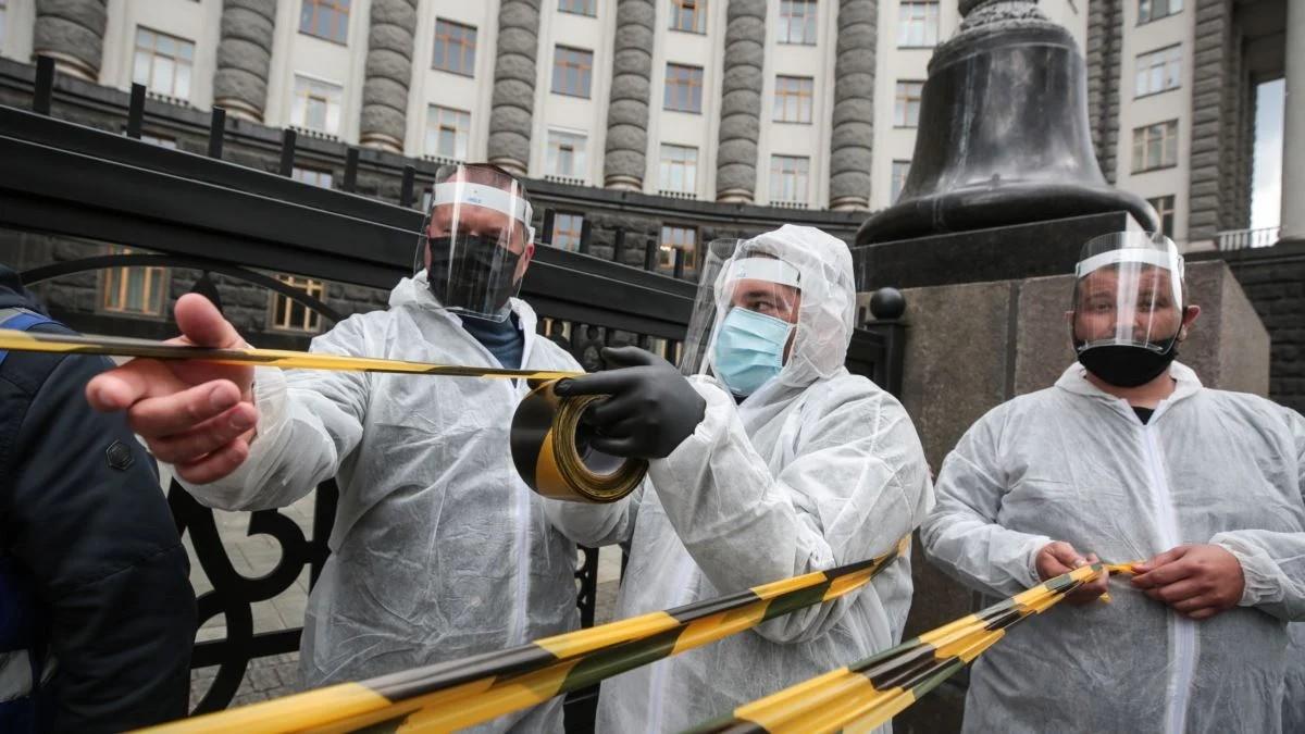 Статистика коронавируса в Киеве на 8 октября: за сутки 422 новых случая