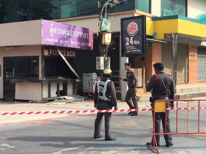 МИД: Среди пострадавших от взрывов в Таиланде украинцев нет