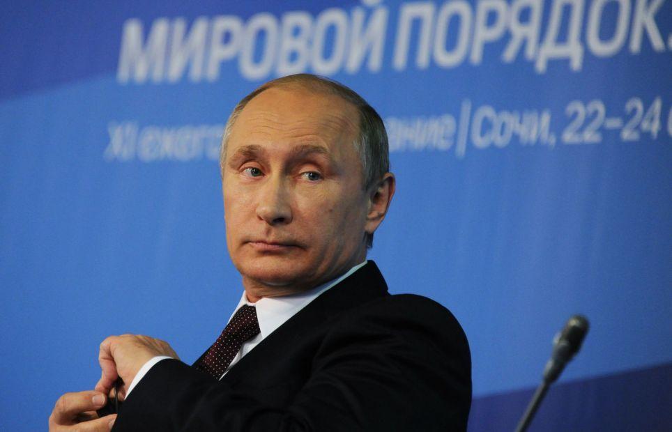Путина тревожит угроза глобального конфликта