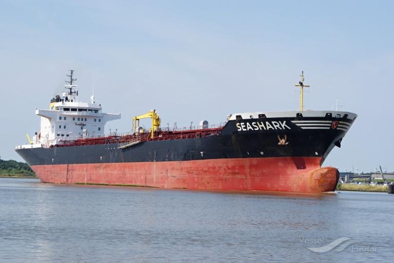Посольство Украины выясняет подробности задержания танкера с 17 украинца...