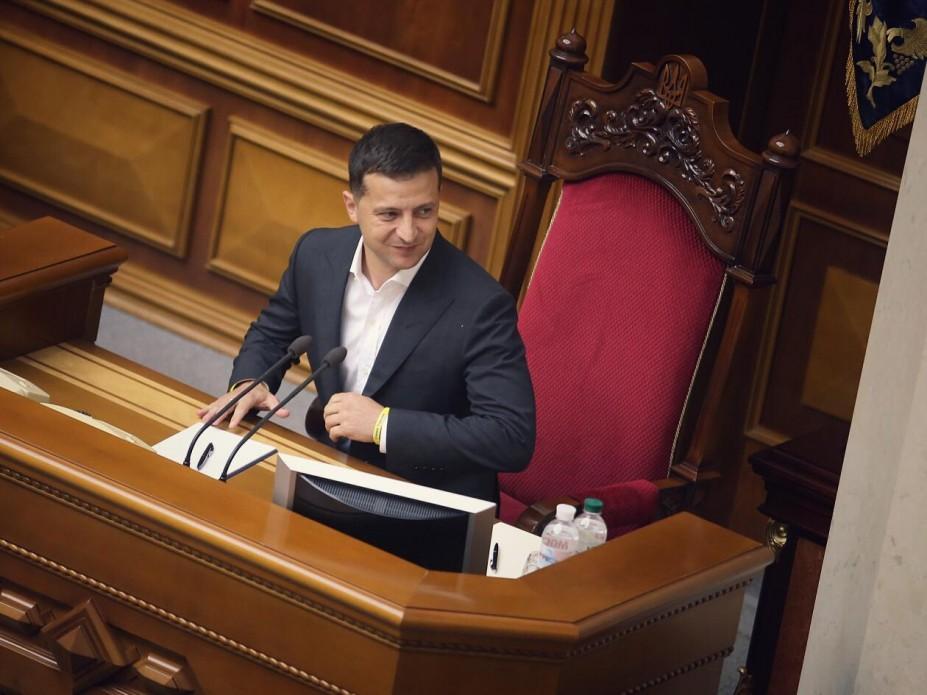 Зеленский встретится с новым Кабмином 2 сентября