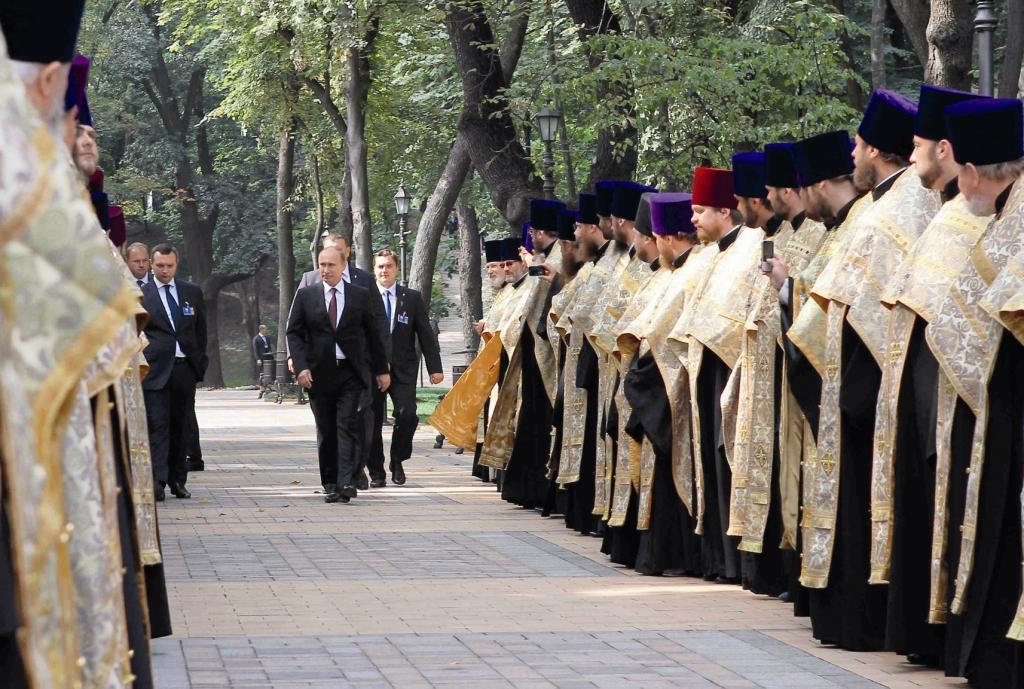Потеря веры. Почему украинцы не доверяют церкви