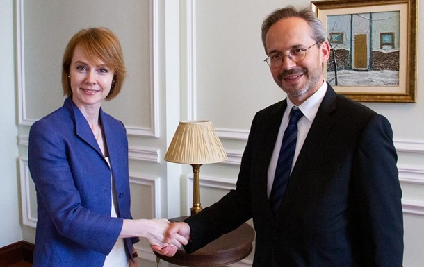 В Украину прибыл новый посол Австрии