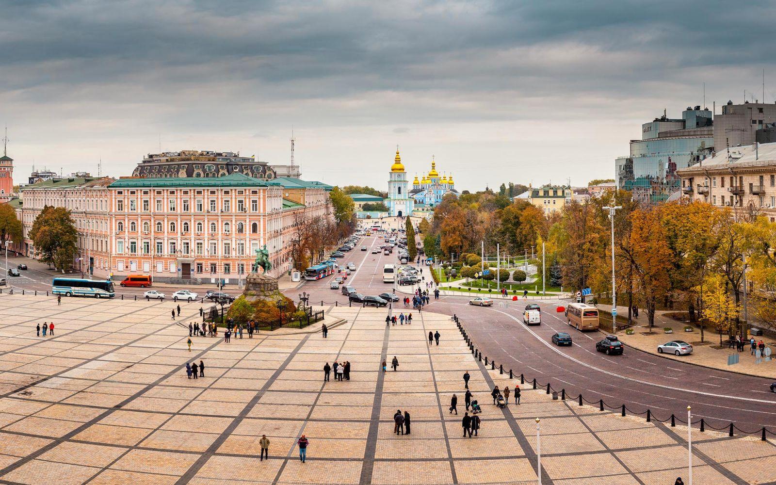 Киев оказался на втором месте в рейтинге самых комфортных городов Украин...