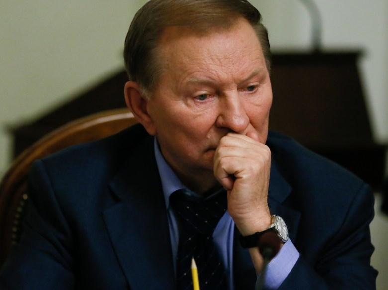 Кучма будет представлять Украину на переговорах в Минске
