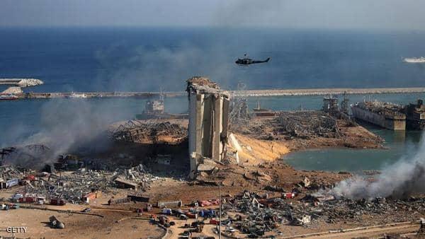 Число погибших при взрыве в порту Бейрута выросло до 171, – Минздрав Лив...
