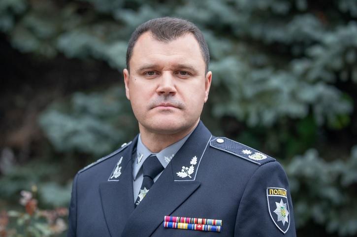 Игорь Клименко стал новым главой Нацполиции Украины