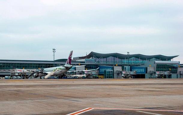 """В """"Борисполь"""" прибыл самолет с украинцами из Китая"""