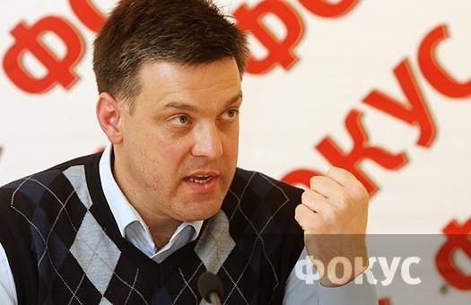 Тягныбок готов вернуть Украине ядерный статус и смертную казнь