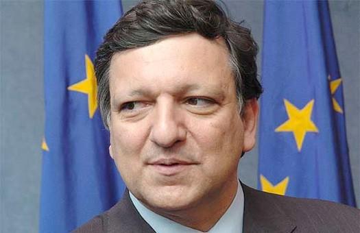 Баррозу призвал Ющенко не задерживать оплату за российский газ