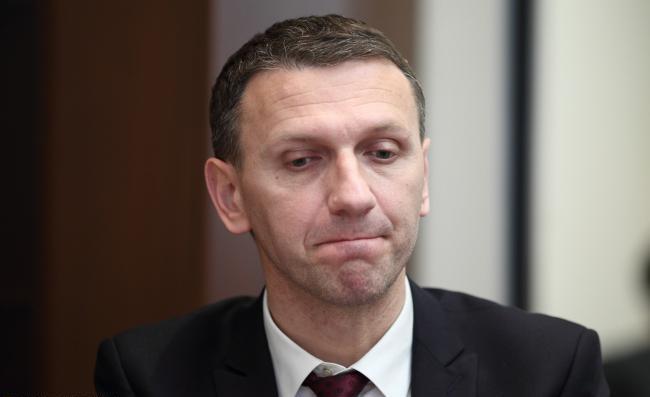 """В кабинете директора ГБР нашли """"прослушку"""""""