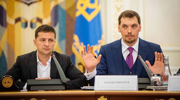 """""""Леша так и не стал частью команды"""". Зеленский объяснил отставку Гончару..."""