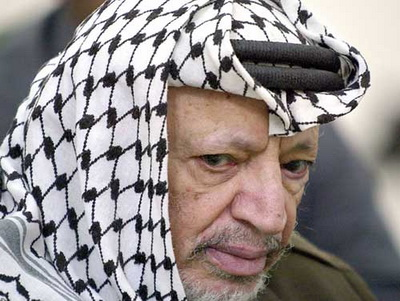 В Палестинской Автономии вспоминают Ясира Арафата