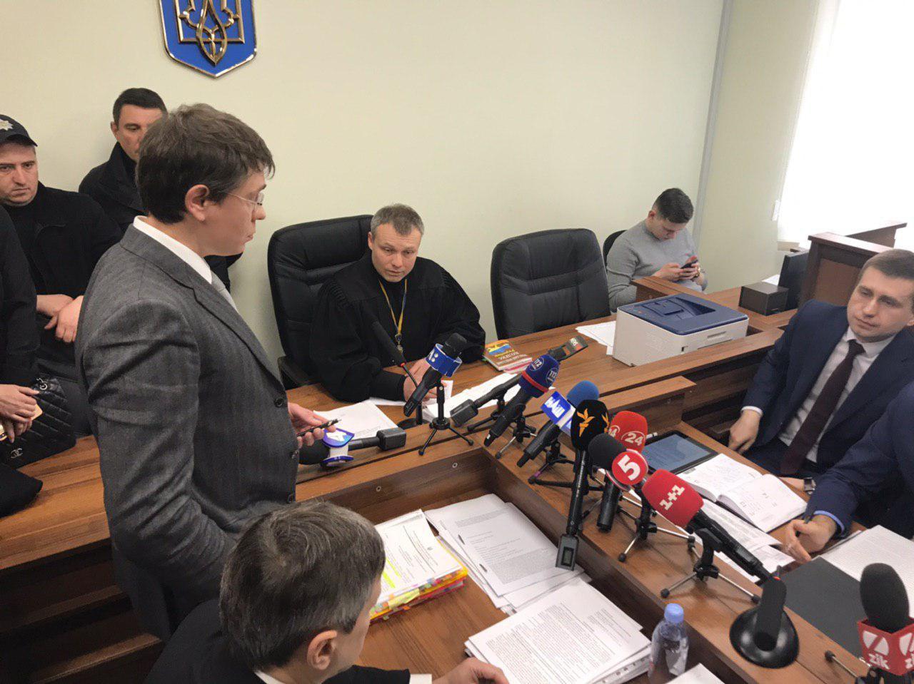 """Дмитрий Крючков дает в суде показания против """"людей от Порошенко"""""""