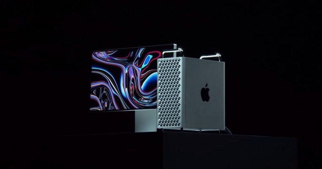 Блогер доказал: нельзя натереть сыр при помощи нового Mac Pro