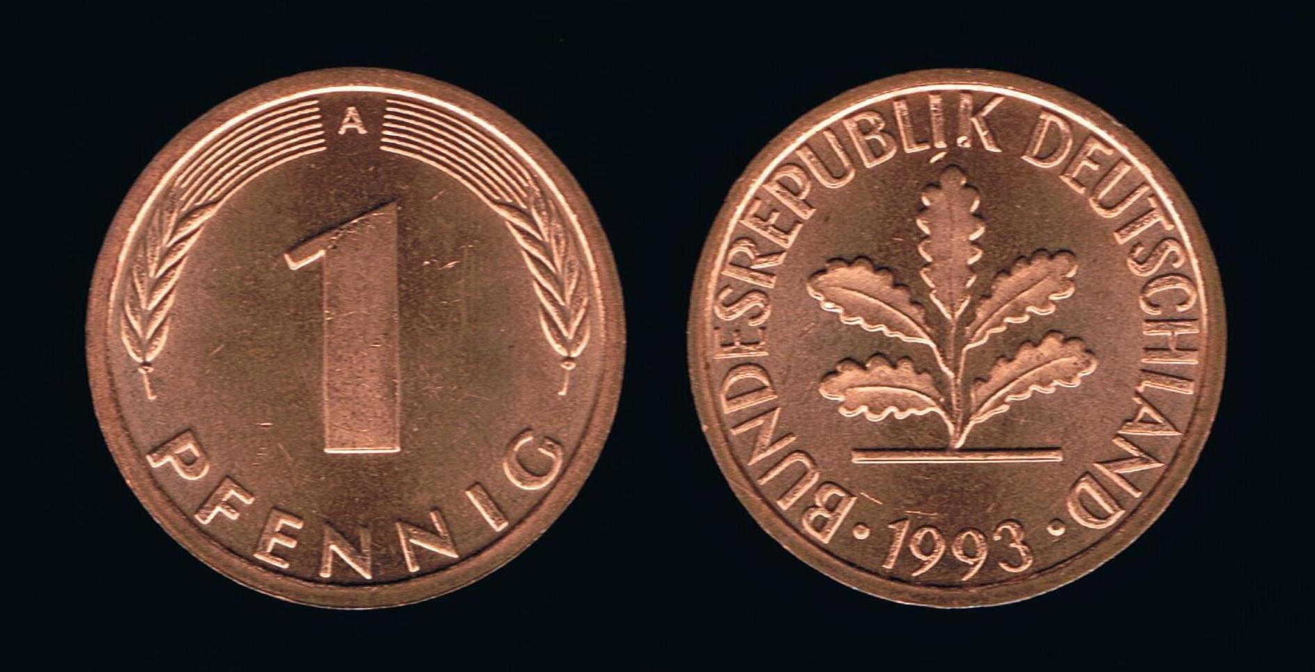 В Германии мужчина оставил детям в наследство 2,5 тонны монет