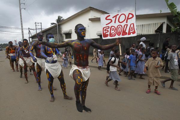 Мировая угроза, связанная с лихорадкой Эбола, остается высокой, – ВОЗ