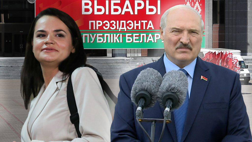 """""""Плакала на шее"""". Лукашенко рассказал, как дал Тихановской $15 000 на пр..."""