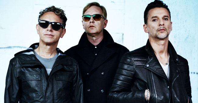 Depeche Mode выпустили клип на Where's the Revolution