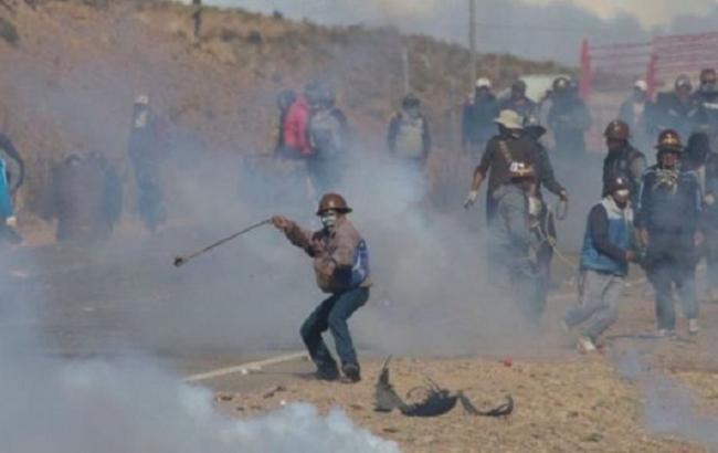 В Боливии похитили и убили главу МВД