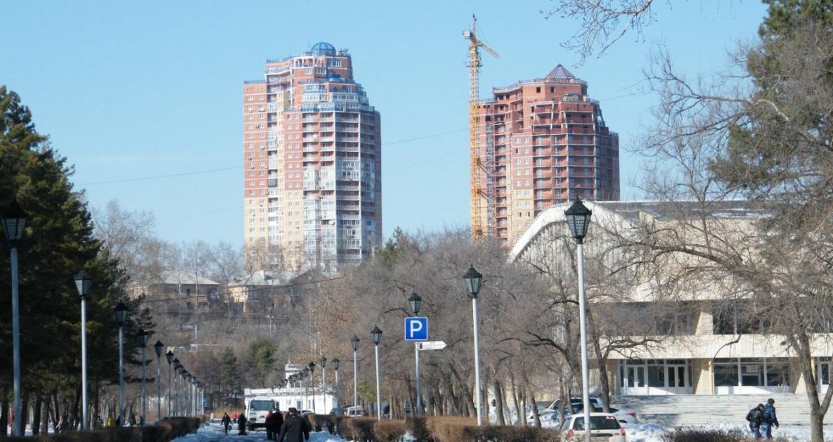 Центр мира в 21 веке будет здесь: Губернатор края хочет видеть Хабаровск...