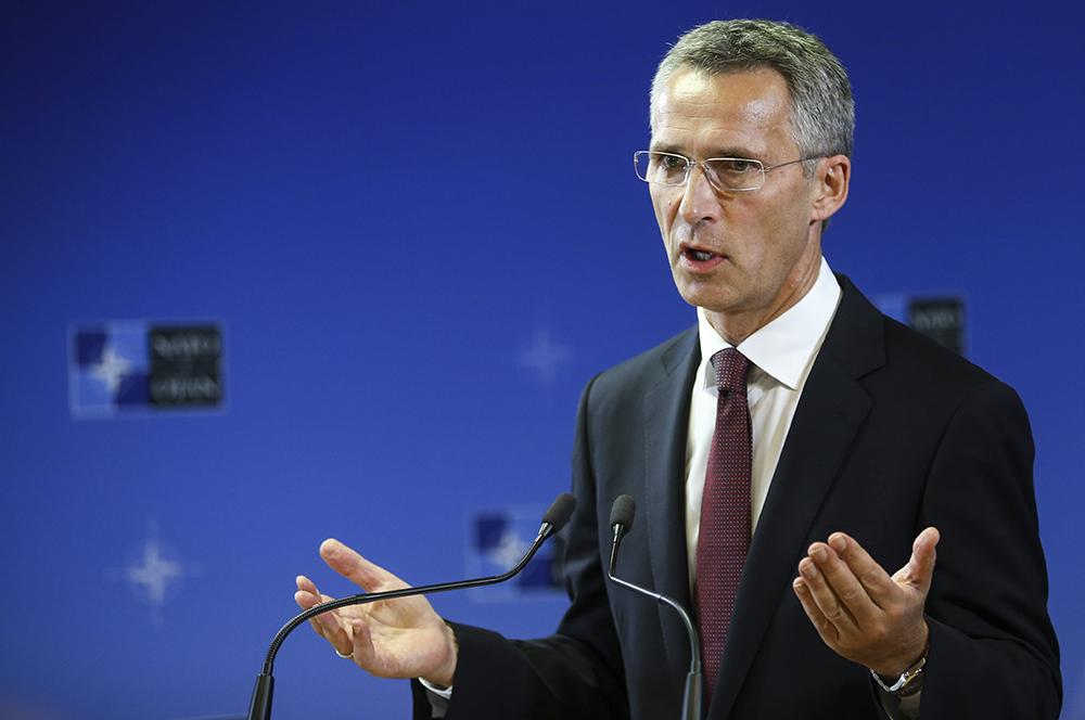 Генсек НАТО высказался по поводу недавних изменений в Конституции Украин...