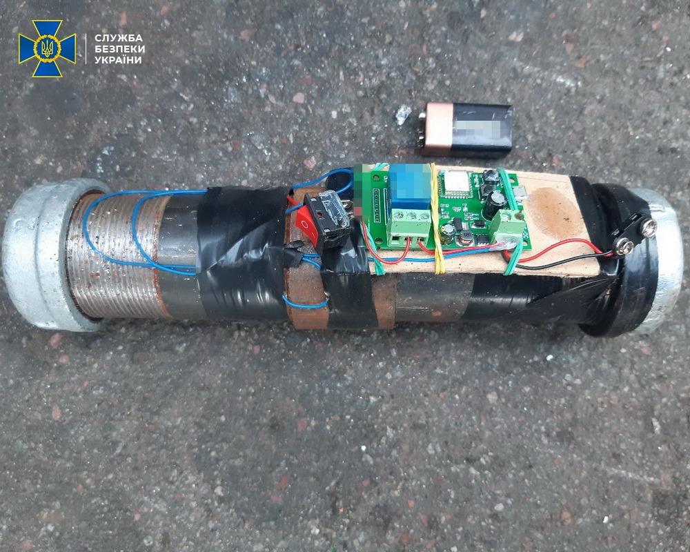 СБУ задержала организаторов взрывов в Киеве