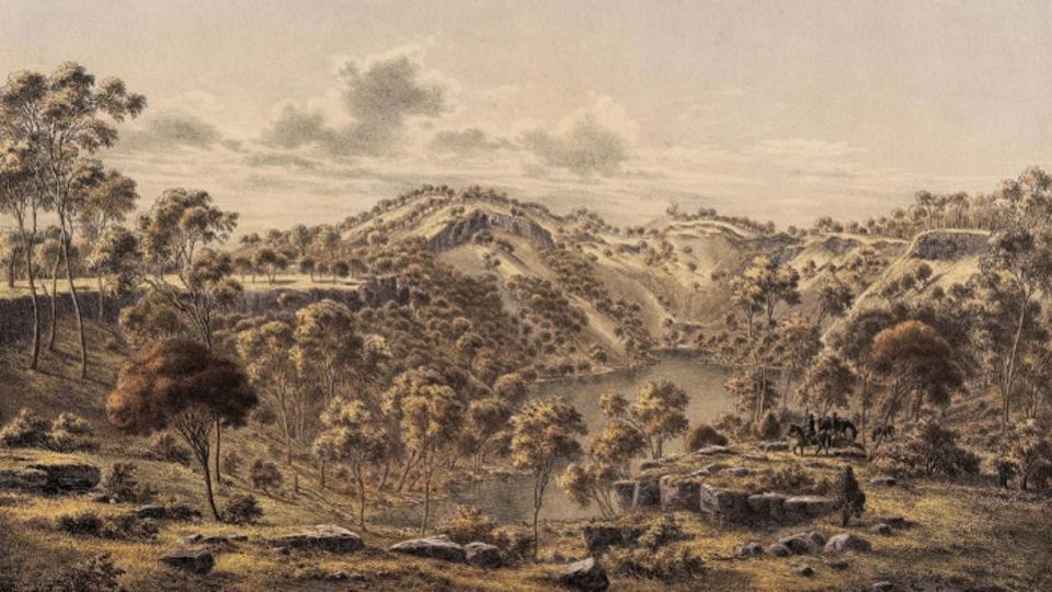 37 000-летняя легенда. Австралийские аборигены в своих мифах описали реа...