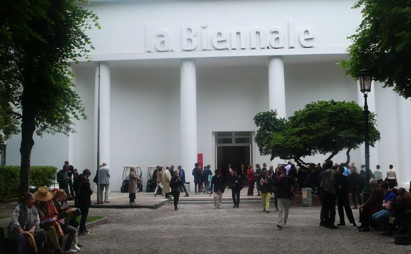 Стеклянный дом. Павильон Украины на 56-й Венецианской биеннале будет про...