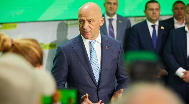 Холодницкий выписал мэру Одессы Труханову сообщение о подозрении