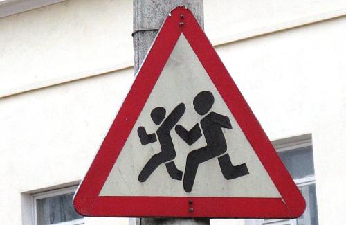 Власти Киева хотят ограничить скорость движения транспорта возле детских...