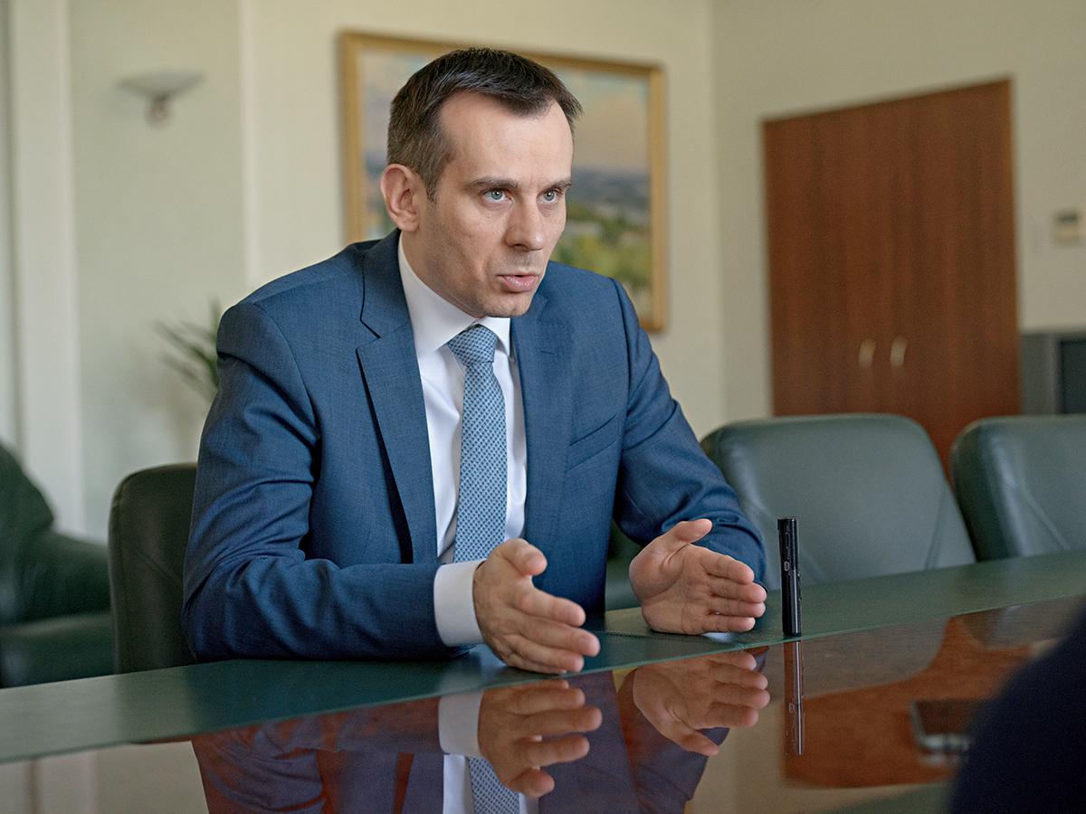 Зрада отменяется. Глава ЦИК Олег Диденко о том, как могут пройти выборы...