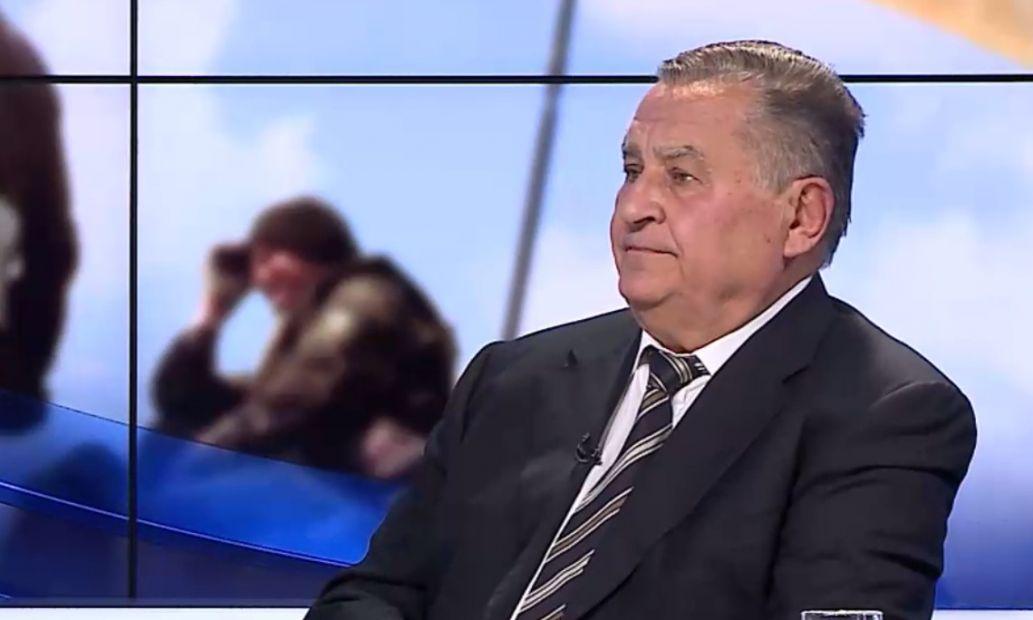 Марчук покинул должность представителя Украины в ТКГ