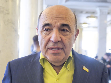 Рабинович предложил отправить делегацию Рады в Москву на парад