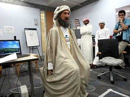 Создан первый арабоговорящий гуманоид