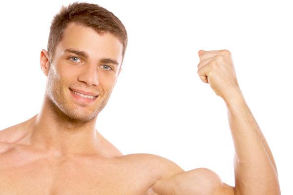 У мужчин с повышенным тестостероном слабый иммунитет, - исследование