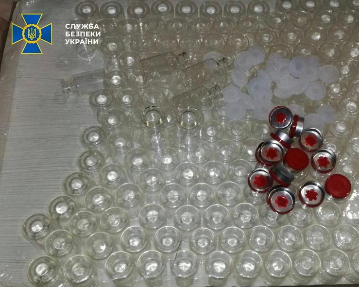 В Харькове изготовили и продали поддельные лекарства на 15 млн гривен
