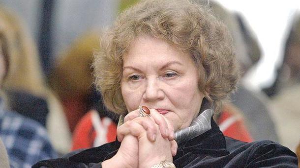 Украинская поэтесса Лина Костенко отмечает 89-летие