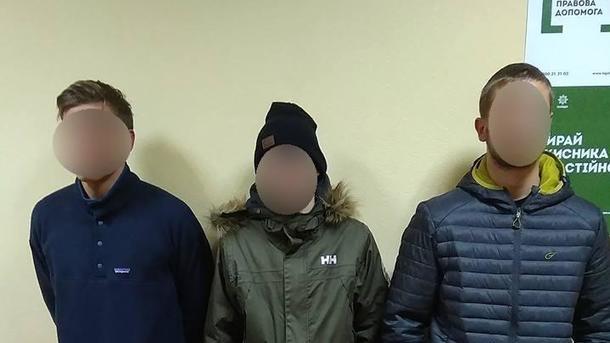 """В Чернобыльской зоне задержали трех """"сталкеров"""" из Финляндии"""