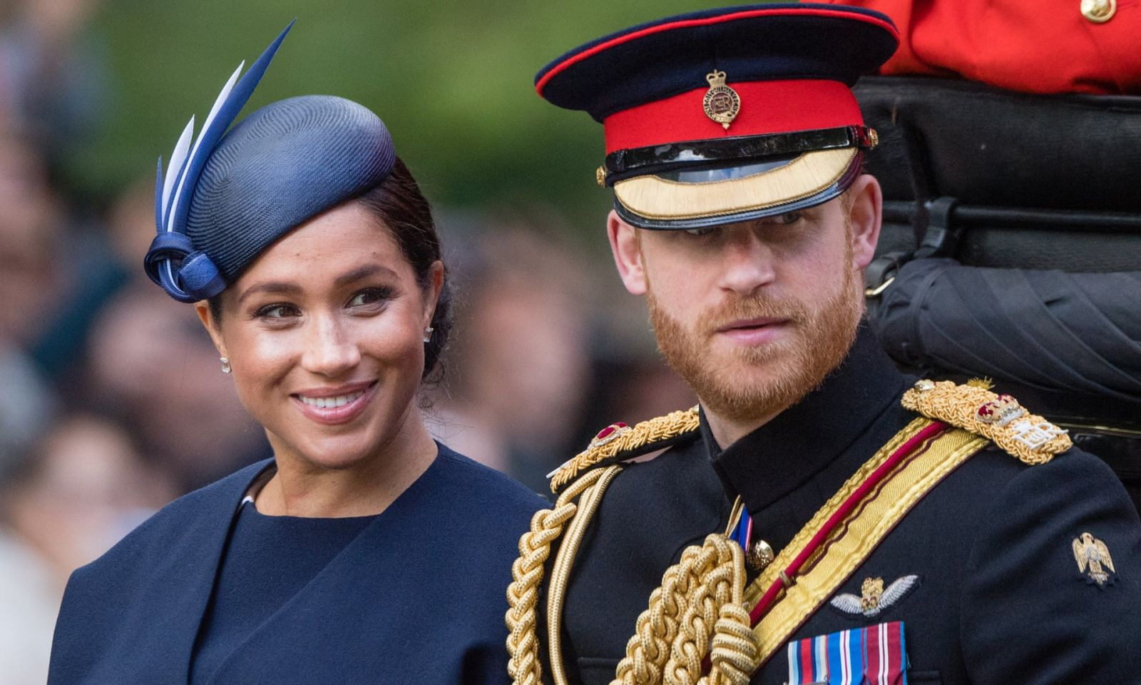 Меган Маркл и принц Гарри улетели в Рим на свадьбу близкой подруги
