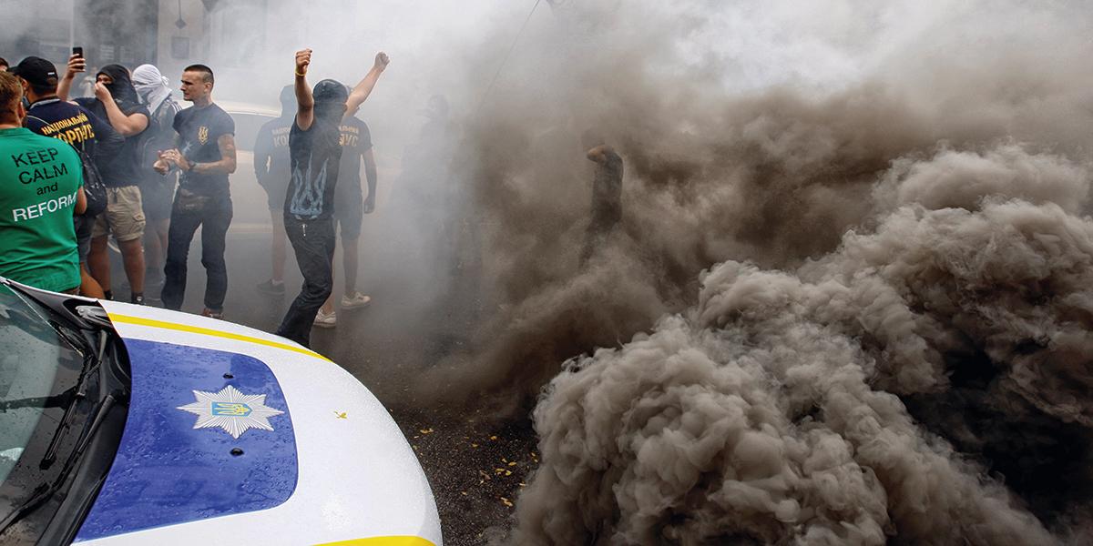 Украинские власти не способны справиться с насилием радикалов, - Amnesty...