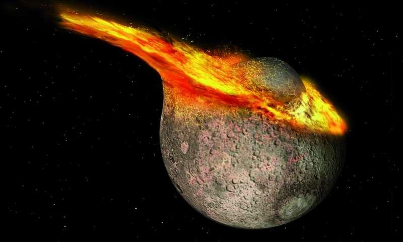 Моложе, чем думали. Ученые пересмотрели возраст Луны