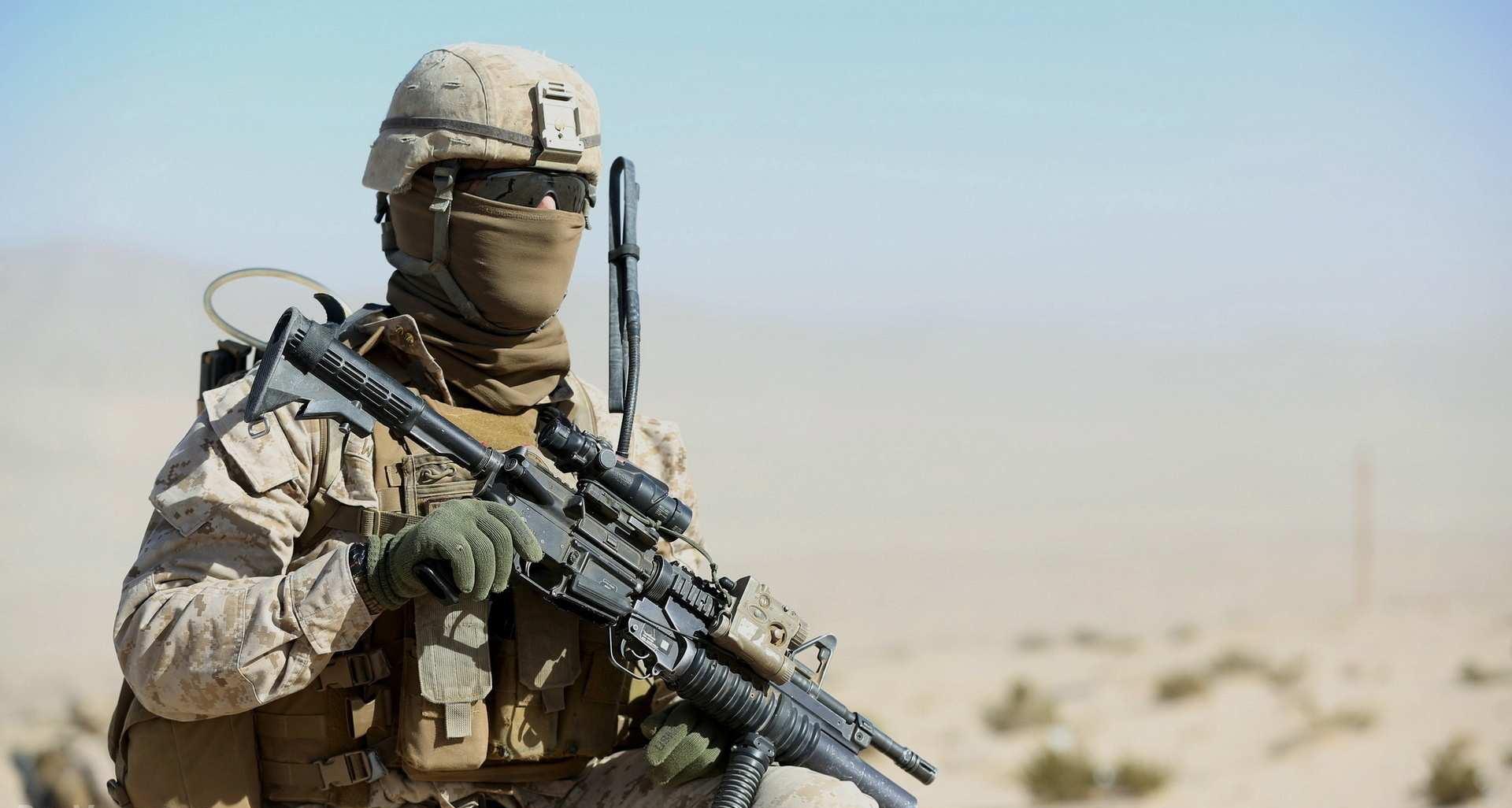 США временно выведут своих военных из Ливии