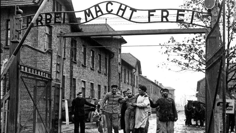 """КГГА выплатит материальную помощь узникам концлагеря """"Аушвиц"""""""