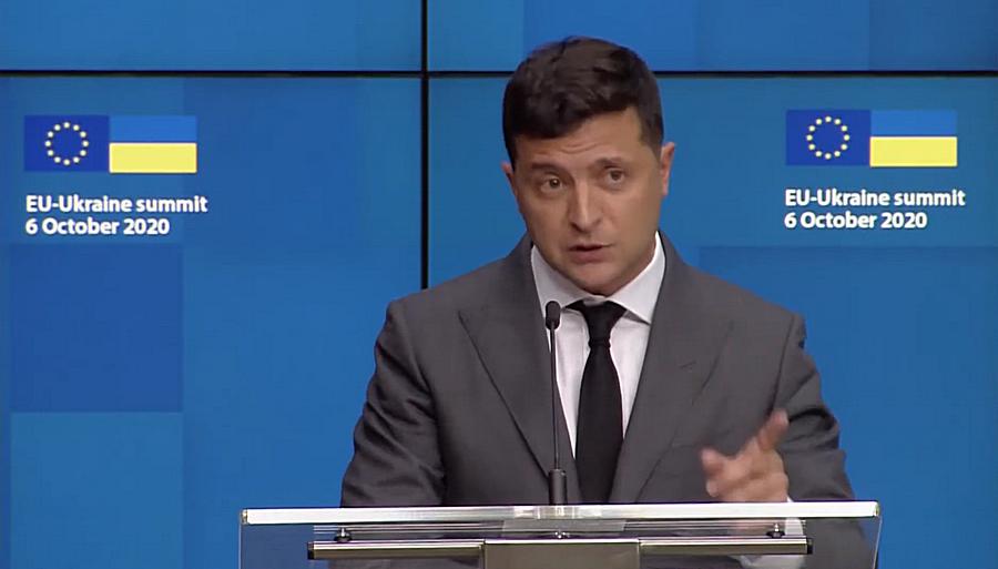 Зеленский заявил, что не влияет на работу НАБУ, а нового главу САП выбер...