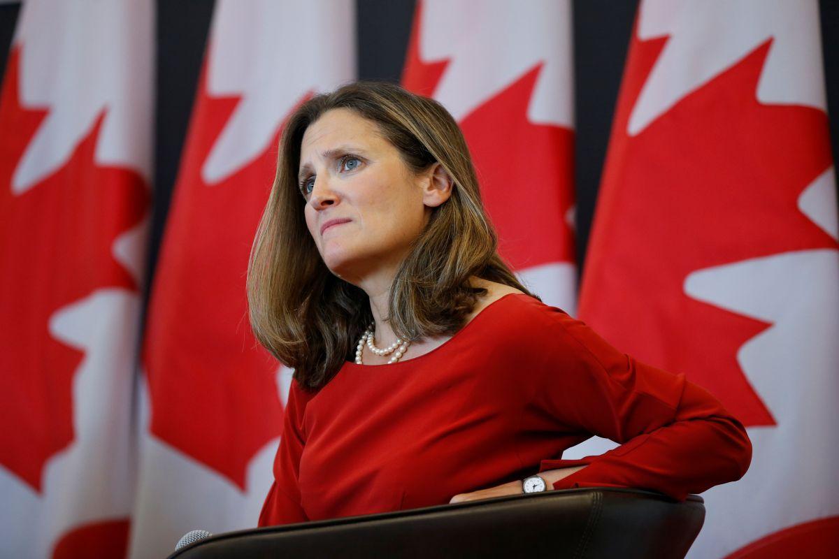 В Канаде политик с украинскими корнями возглавила Минфин