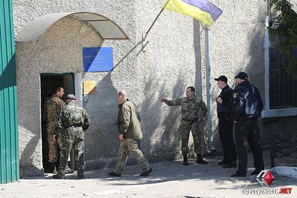 В СИЗО Николаева бунт заключенных, - СМИ