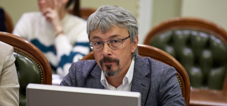 """Минкульт займется борьбой с мобильным приложением """"ВКонтакте"""" – Ткаченко"""