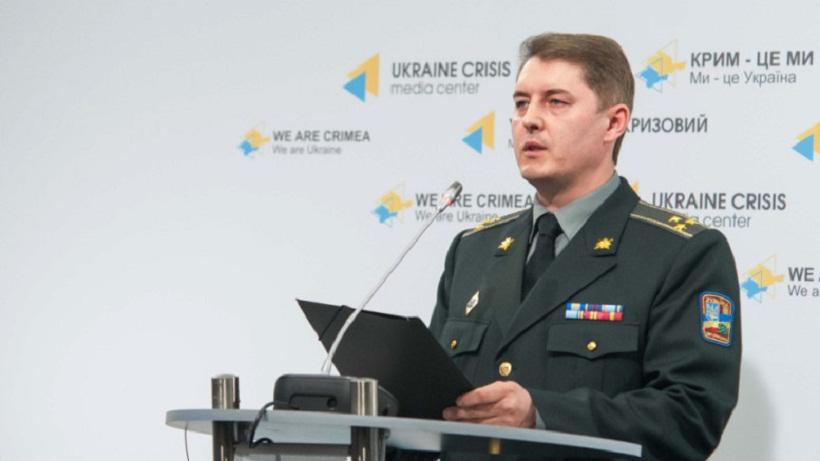АТО: Погиб украинский военнослужащий